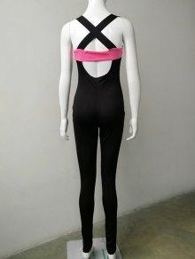 Skinny Leg Jumpsuit