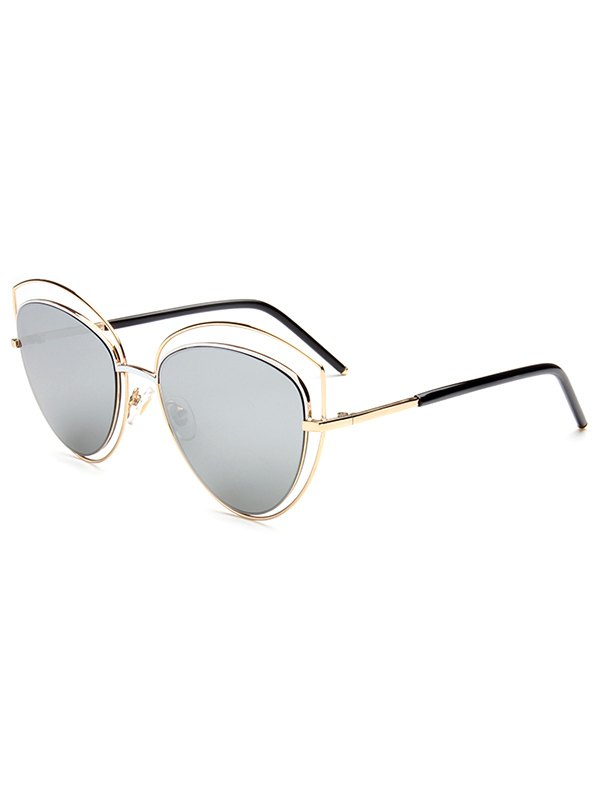 Double Cat Eye Sunglasses