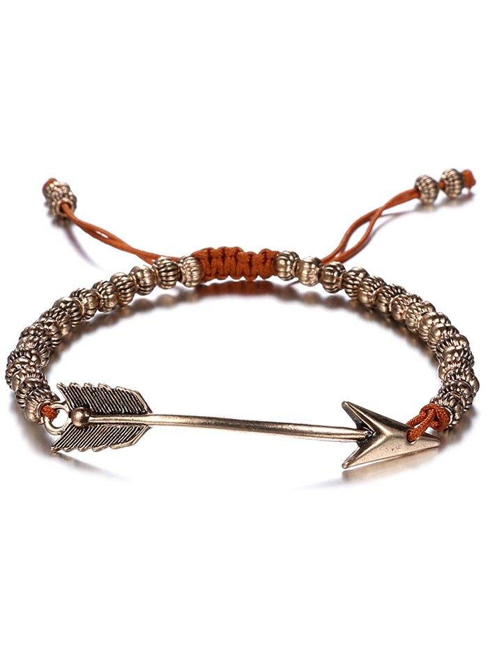 Woven Arrow Bracelet