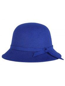 شعرت الفرقة الشتاء قبعة فيدورا - الياقوت الأزرق
