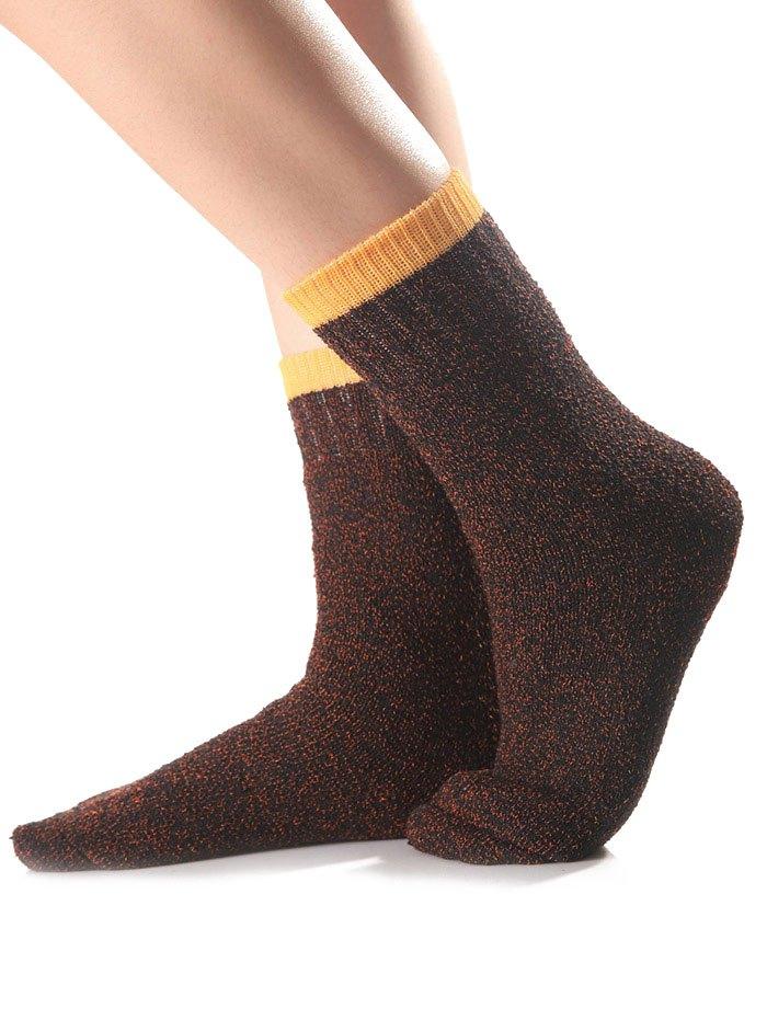 Candy Edge Knit Socks от Zaful.com INT