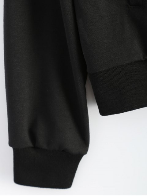 new Comfy Baseball Jacket - BLACK S Mobile