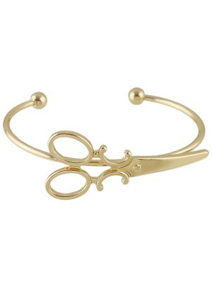 Vintage Scissor Bracelet