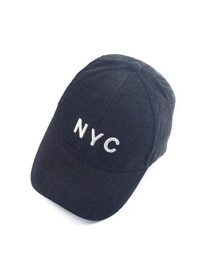 NYC Corduroy Baseball Hat