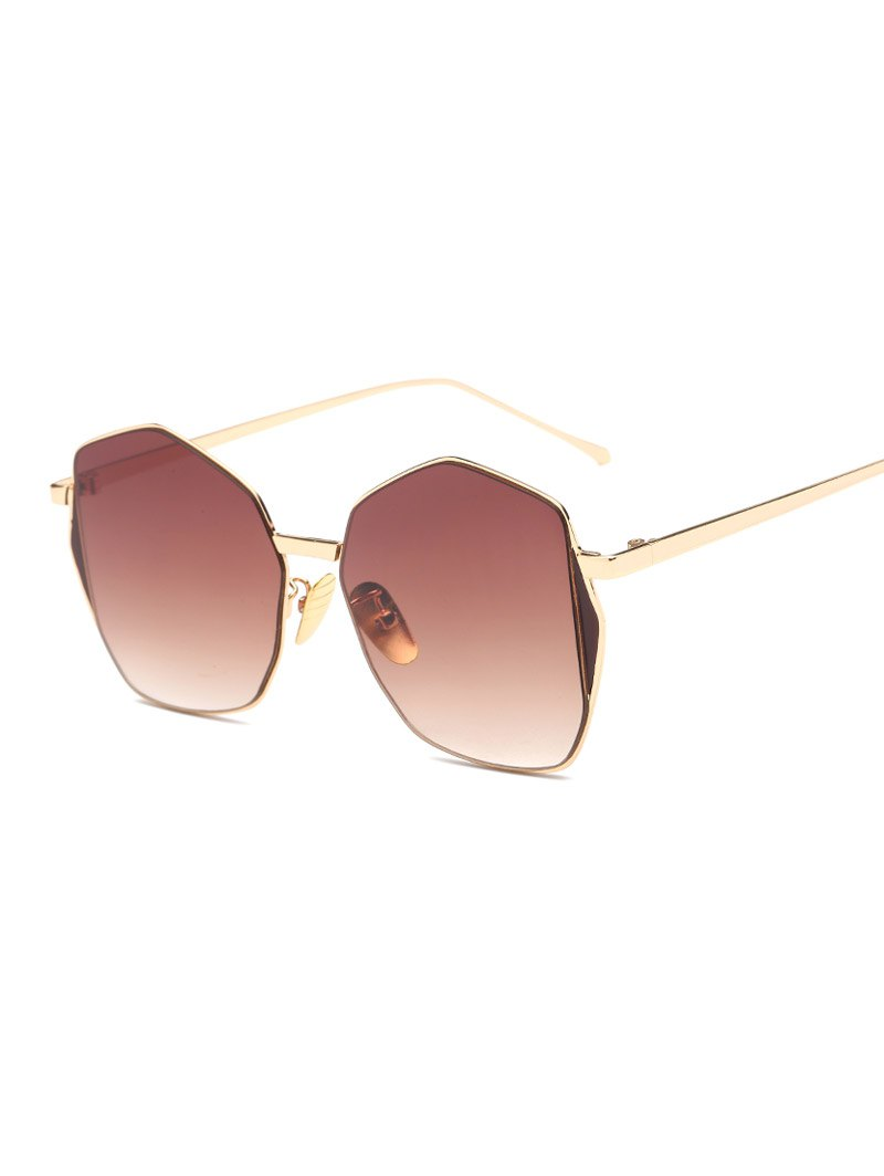 Triangle Irregular Sunglasses