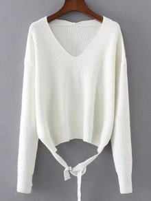 Loose String Sweater