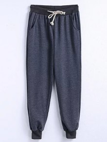 Drawstring Jogger Running Pants