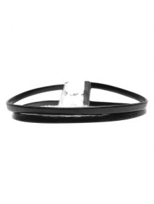 PU Leather Layered Choker