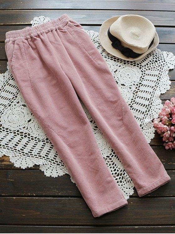 Pantalones de pana - Rosa L