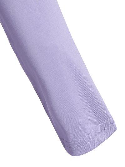 Cropped T-Shirt and Skinny Capri Pants от Zaful.com INT