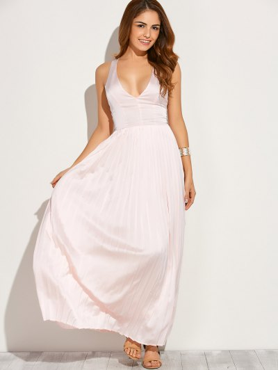 Cut Out Maxi Dress от Zaful.com INT
