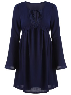 Cortar Una Línea De Vestidos - Teal