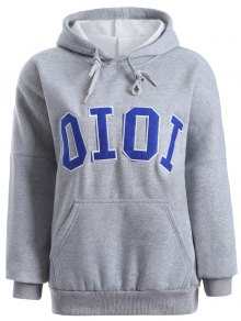 Oioi Graphic Hoodie