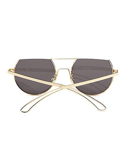 Hollow Out Leg Scrape Top Sunglasses от Zaful.com INT