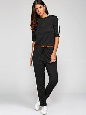 1/2 Sleeve T Shirt + Pants