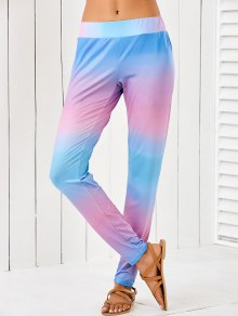 Ombre Mid Waist Leggings