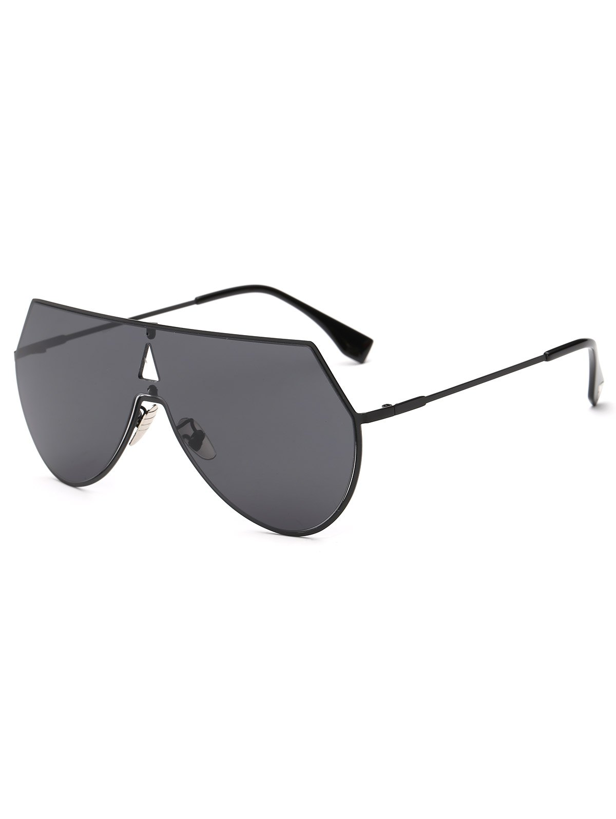 Triangle Shield Sunglasses
