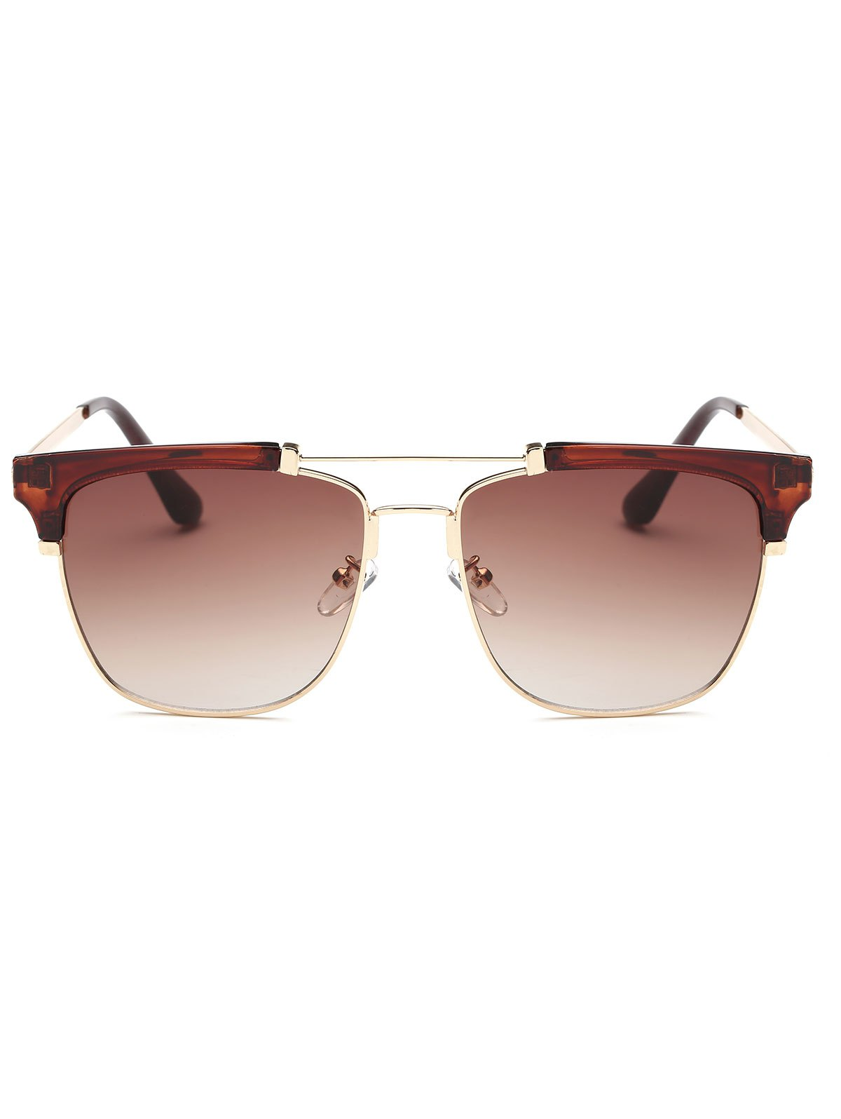 Metal Frame Butterfly Sunglasses