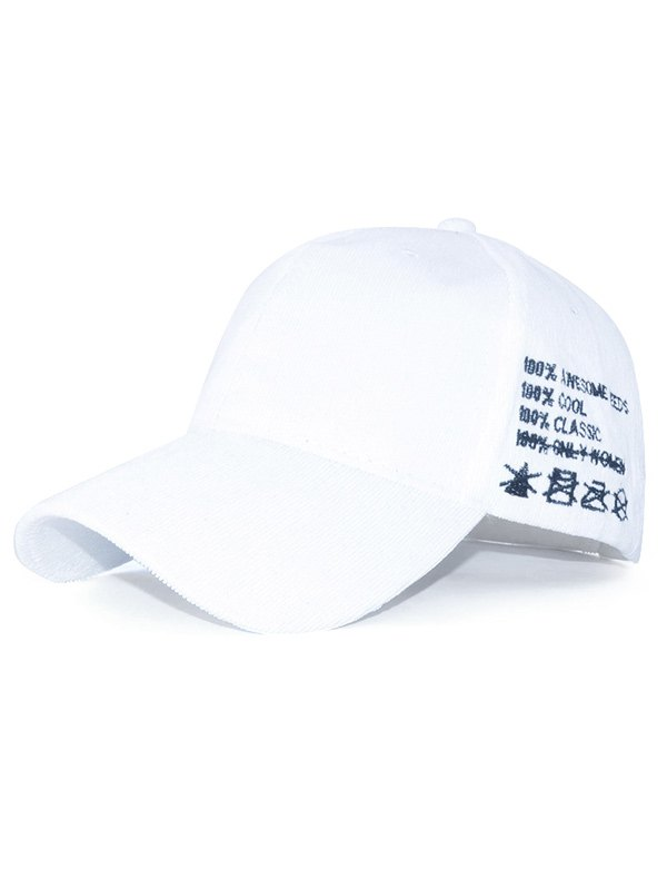 Casual Sport Snapback Corduroy Baseball Hat