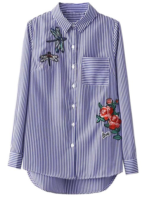 http://www.zaful.com/high-low-striped-dragonfly-embroidered-shirt-p_230157.html