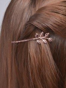 Leaves Alloy Hair Accessory