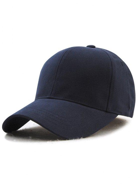 Venta caliente ajustable gorra de béisbol color puro al aire libre - Marina de Guerra