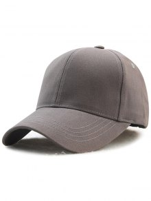 Hot Sale Adjustable Outdoor Pure Color Baseball Cap