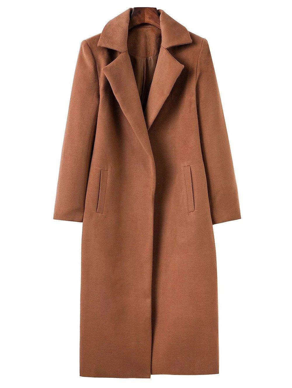 Lapel Collar Duster Coat