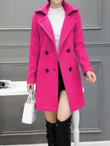 Buy Wool Blend Walker Peacoat