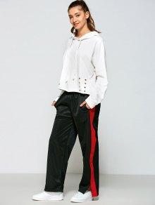 Color Block Furcal Track Pants