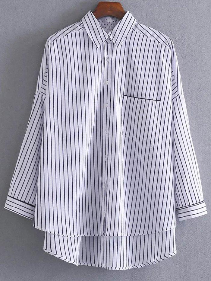 High-Low Loose Shirt
