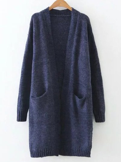 Soft Longline Cardigan