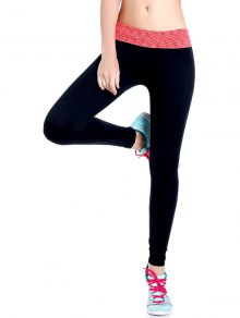 Stretchy Space Dyed Yoga Leggings