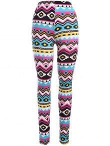 Geometric Print Nordic Leggings