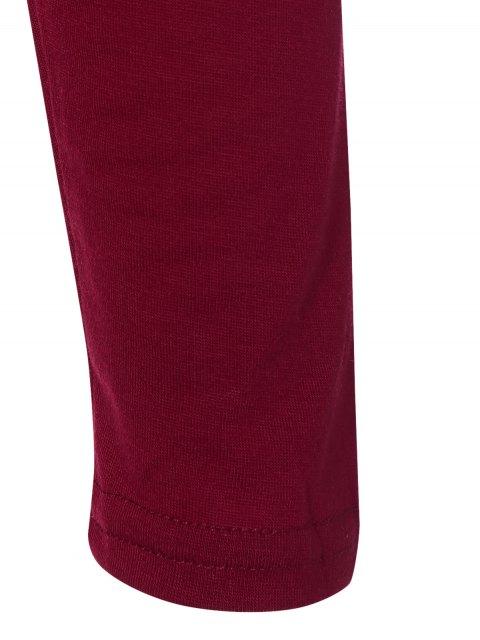 Justaucorps à  manches longues - Rouge L Mobile