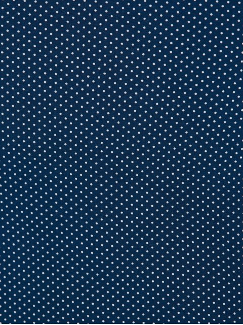 outfits Polka Dot Bodycon Plus Size Dress - PURPLISH BLUE 2XL Mobile
