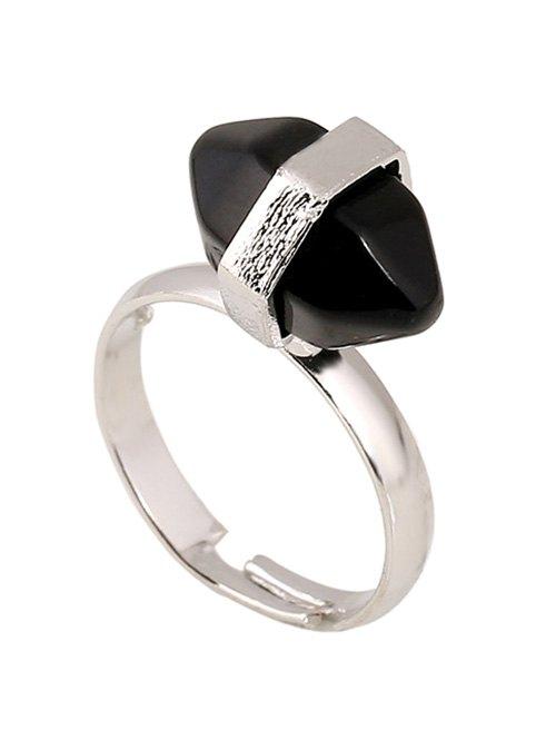 Faux Gemstone Ring