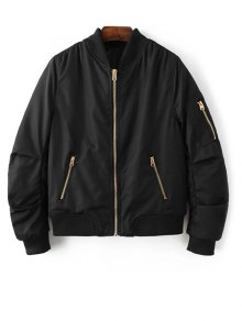 Pilot Jacket With Pockets