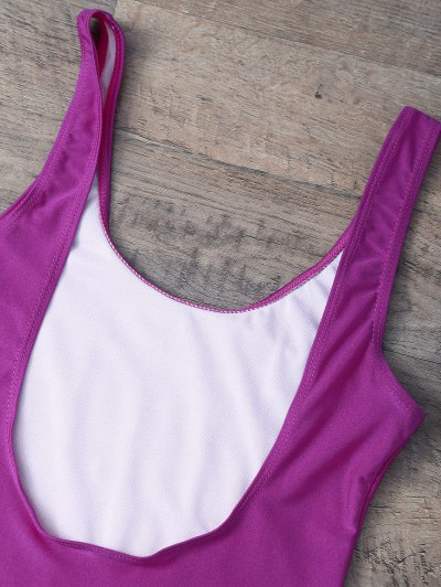 Rose All Day Swimsuit - VIOLET ROSE S Mobile