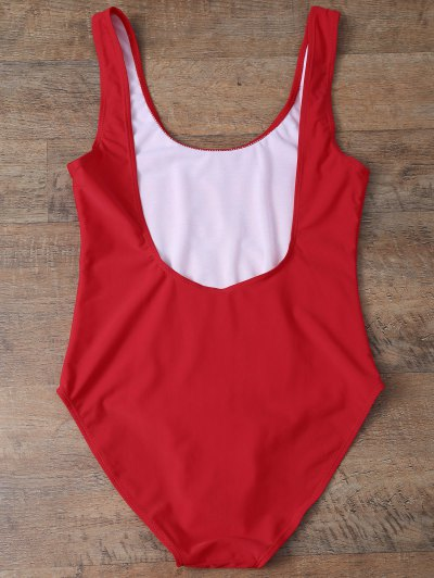 Rose All Day Swimsuit - RED S Mobile