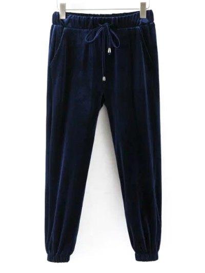 Velvet Running Pants