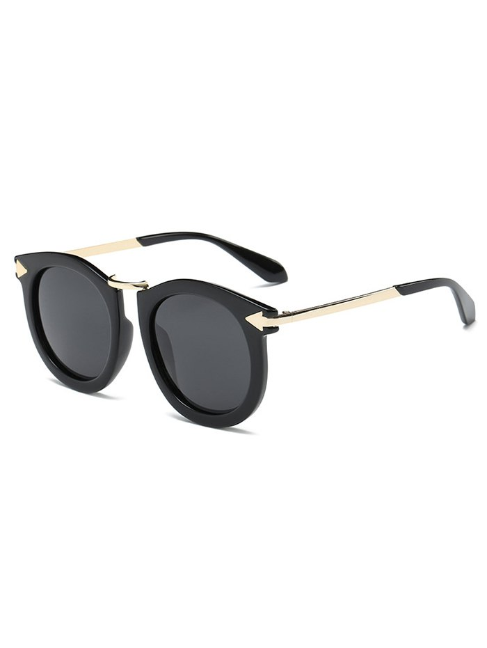 Arrow Oval Sunglasses