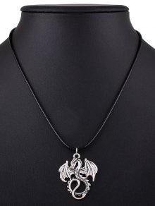 Pterosaur Pendant Necklace