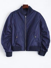Pockets Bomber Jacket