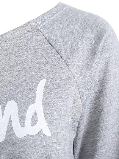 Weekend Sweatshirt - GRAY XL Mobile