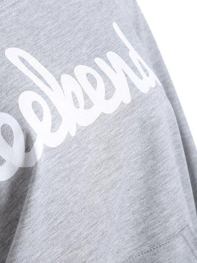 Weekend Sweatshirt - GRAY M Mobile
