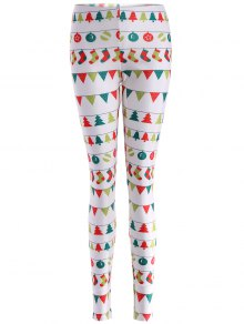 Christmas Holiday Skinny Leggings