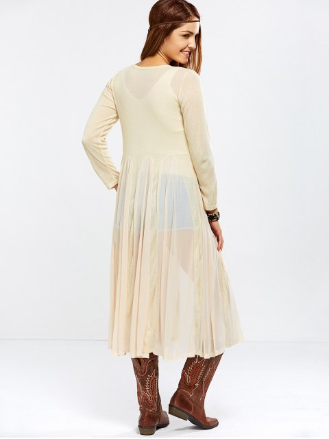 latest Duster Cardigan - NUDE ONE SIZE Mobile