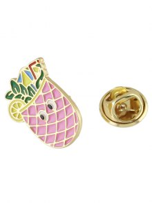 Adorn Pineapple Brooch