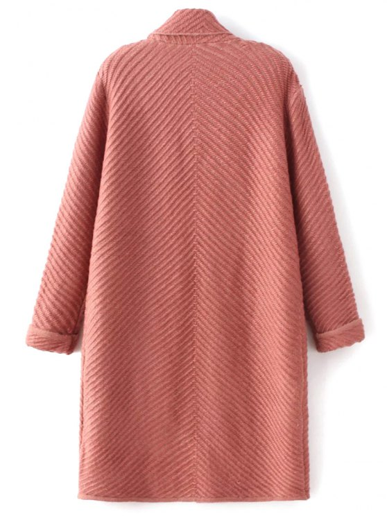 Shawl Open Front Cardigan - SPICE ONE SIZE Mobile